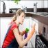 Mẹo vệ sinh kiềng bếp ga nhanh sạch