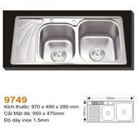 Chậu rửa bát AMTS - 9749